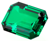 emerald is color of the year